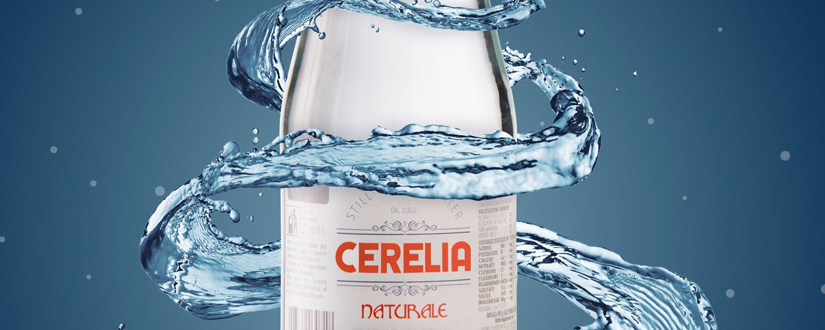 Acqua Cerelia - Campagna Pubblicitaria Natale 2016