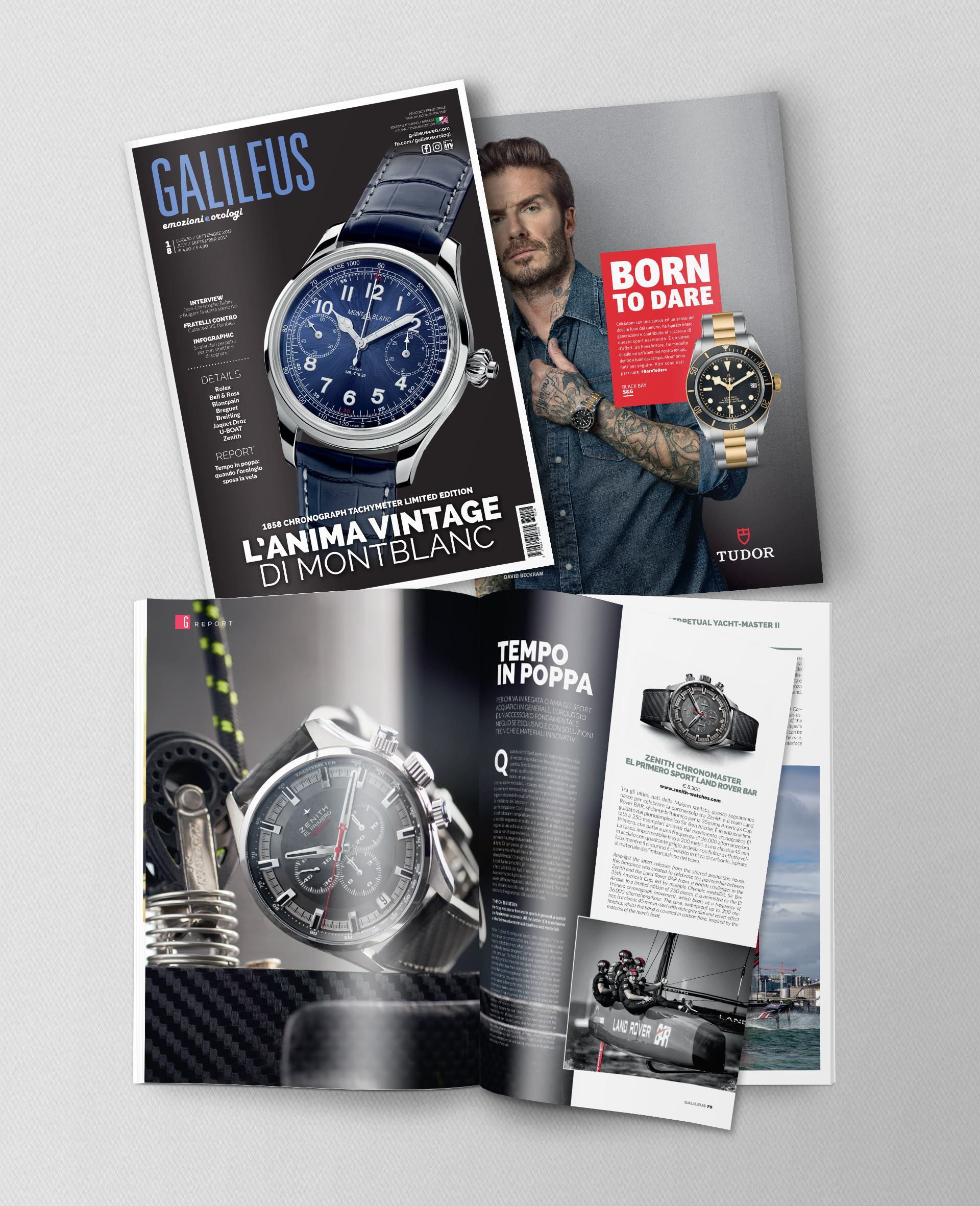 Galileus Magazine
